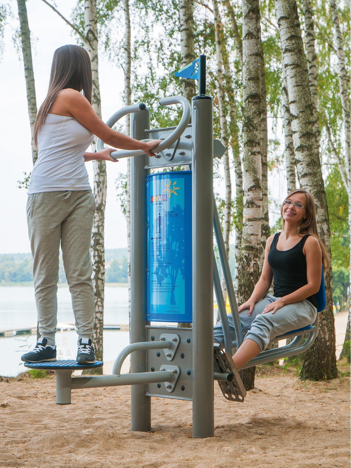 Doppel-Fitness-Station Twister 4411_5